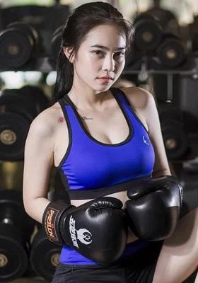 Chị Nguyễn Thị Bình